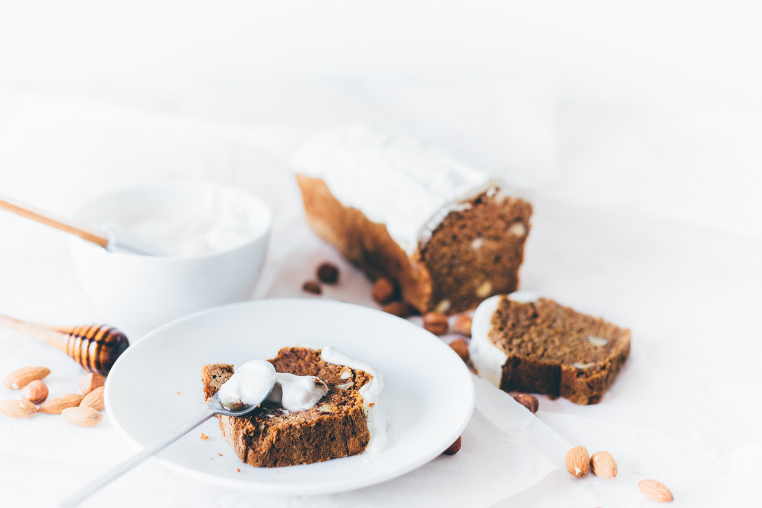 Carrot cake – Vegan – Healthy